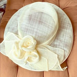 Accessories - Dressy Straw Hat
